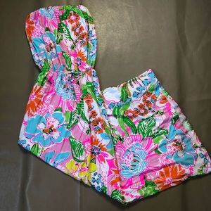 Lilly Pulitzer by target Tube maxi dress XS
